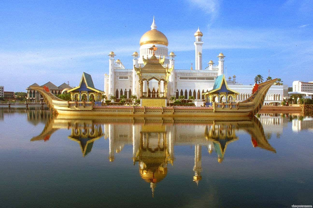 Du Lịch Hành Hương 4 Nước Châu Á