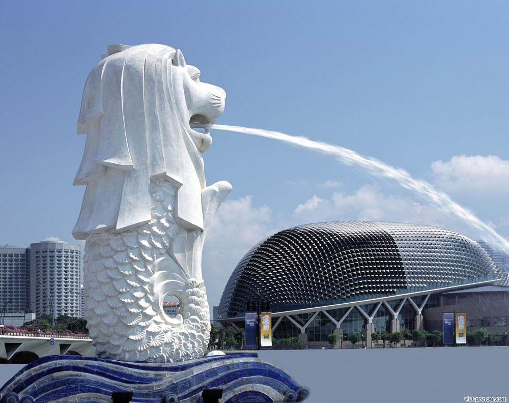 Du Lịch Singapore - Sentosa
